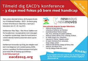 EACD annonce